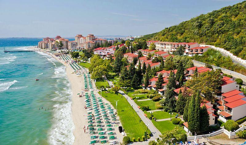 Bulharsko dovolenka