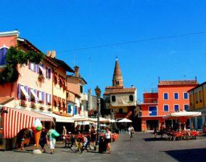 Caorle - dovolenka v Taliansku