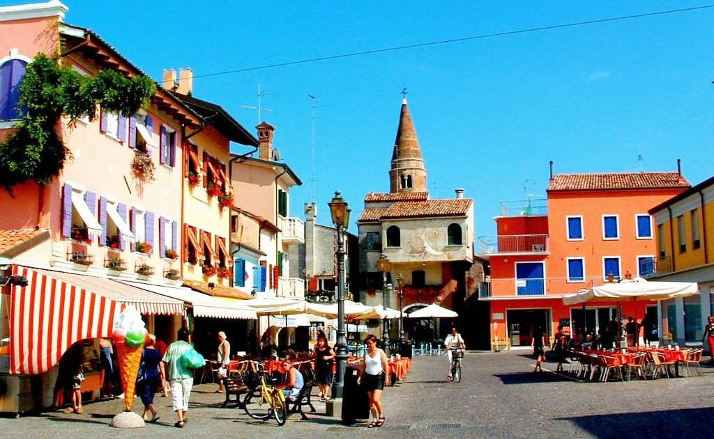 dovolenka v Taliansku autom, dovolenka v Taliansku s deťmi