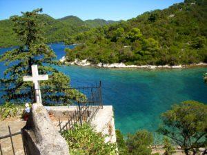 Ostrov Mljet - Chorvatsko