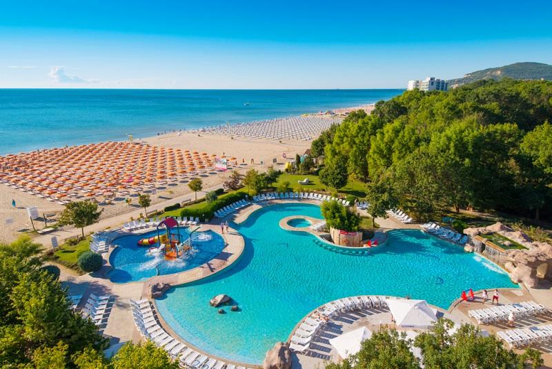 dovolenkové letoviská Bulharsko