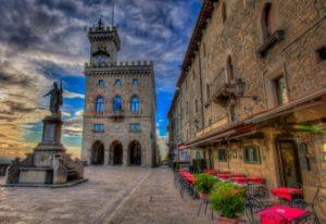 San-Marino-výlet z Rimini - rodinná dovolenka v Taliansku