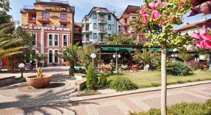 bulharské letoviská, dovolenka v Bulharsku
