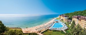 Riviera beach - Zlaté piesky, Dovolenka Bulharsko