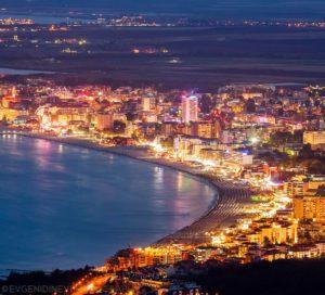 Slnečné pobrežie, Bulharsko, dovolenka