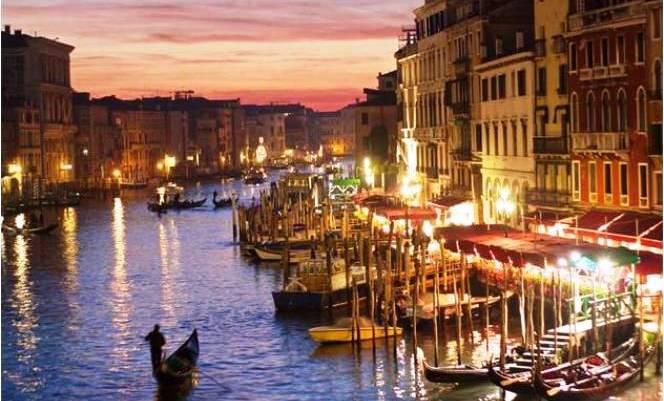 Benátky, dovolenka v Taliansku 2014