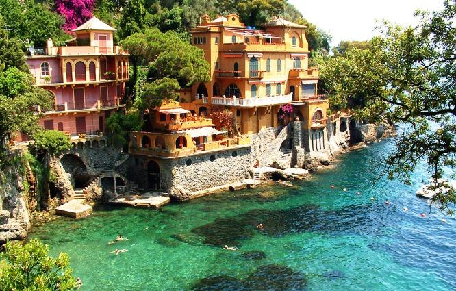 Portofino, dovolenka v Taliansku