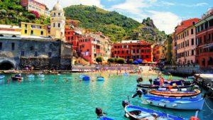 Cinque terre, dovolenka v Taliansku