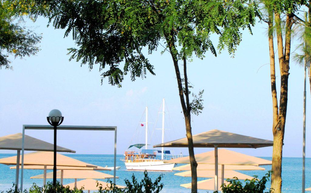 dovolenka v Turecku, letovisko Kemer