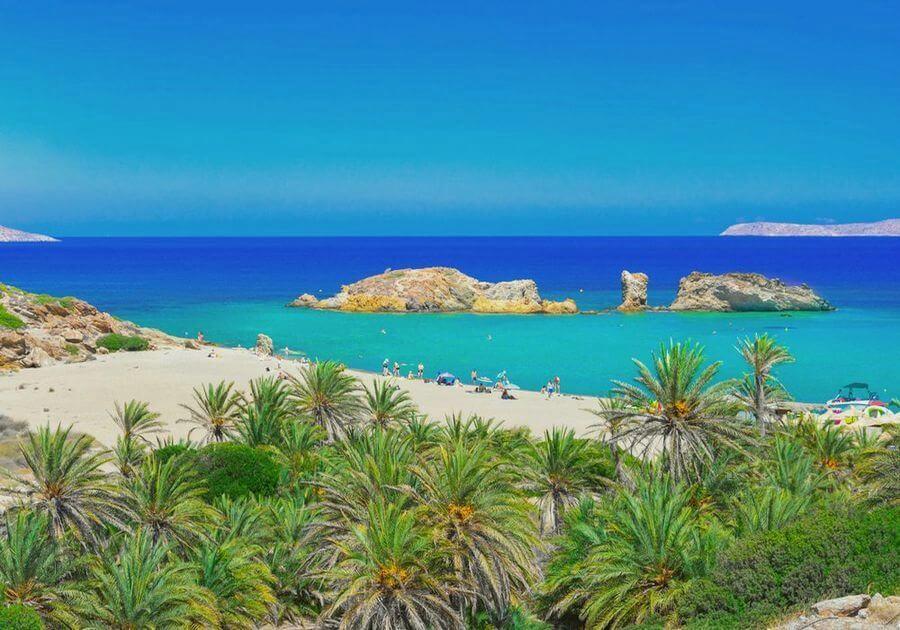 kam do grécka ostrov kréta