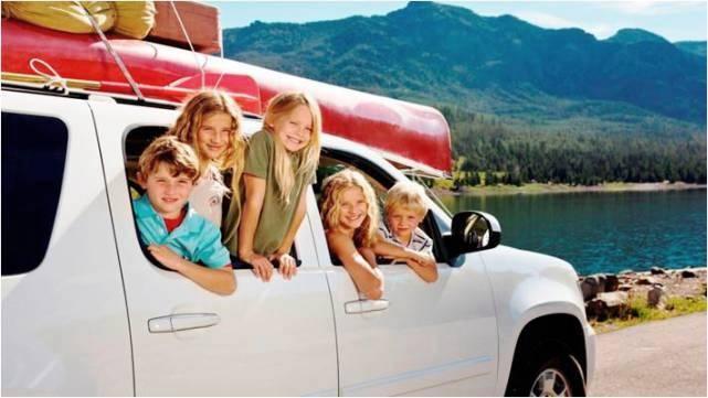 dovolenka s deťmi