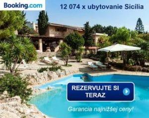 Sicília ubytovanie