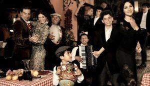 sicília, taormina, kampaň Dolce Gabbana, foto: pinterest