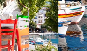 Agios Nikolaos, dovolenka v Grécku, Kréta