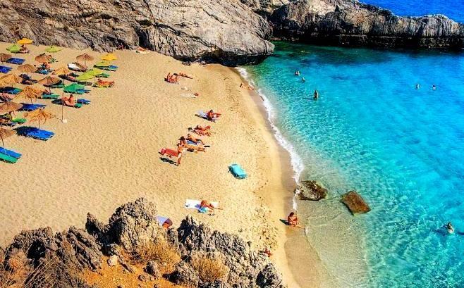 najkrajsie plaze na krete, kam na kretu