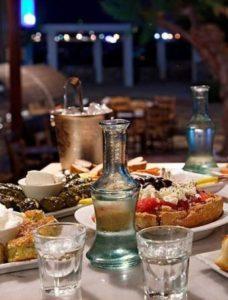Krétske jedlo, dovolenka v Grécku