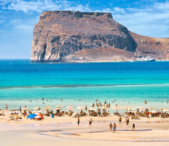 najkrajsie plaze na krete, Balos