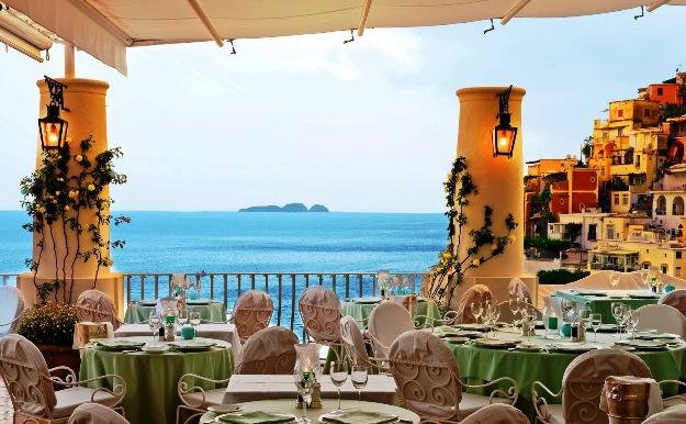 dovolenka v Taliansku, Albergo Le Sirenuse - Positano