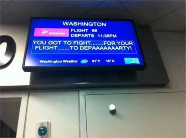 letisková tabuľa