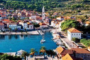 Jelsa dovolenka v chorvátsku
