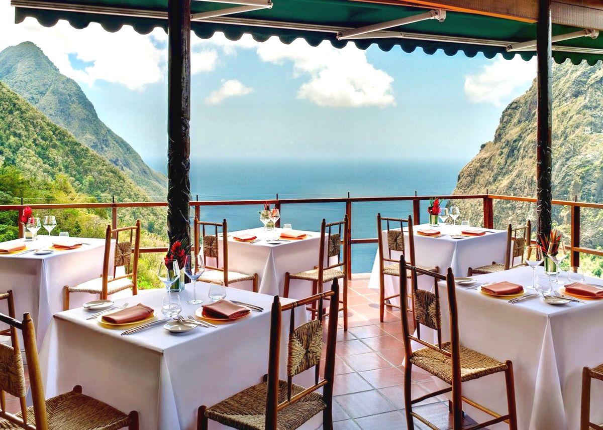 najkrajšie výhľady z reštaurácií dovolenka