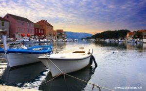 starigrad, dovolenka v Chorvátsku
