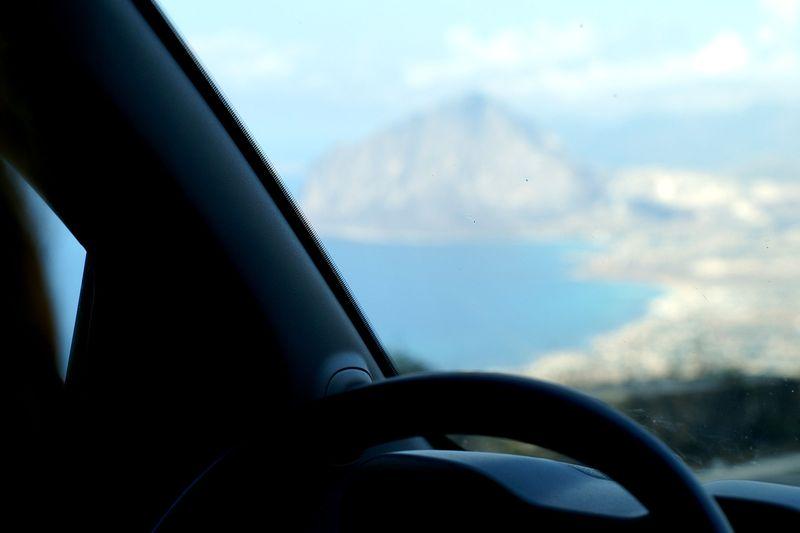 dovolenka na Sicílii, požičanie auta
