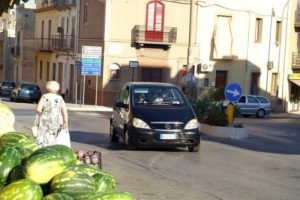 dovolenka, Sicília