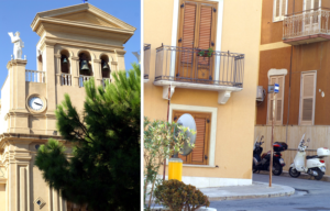dovolenka na Sicílii, mesto Paceco