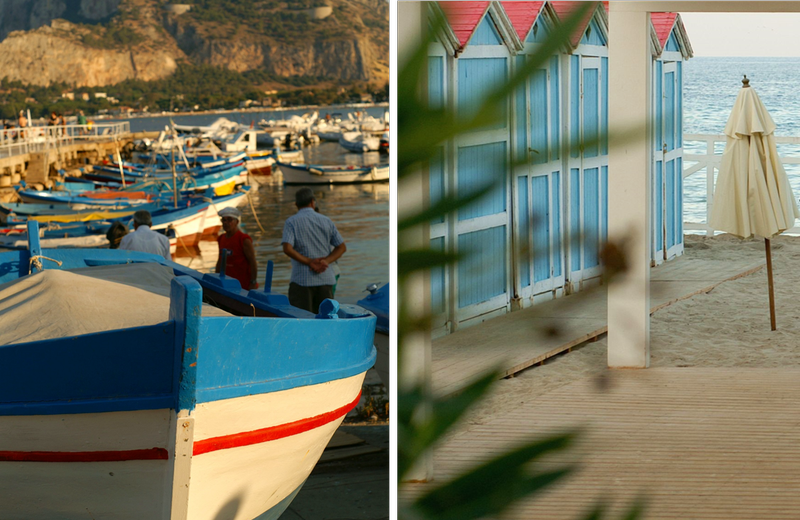 dovolenka Sicília, Mondello