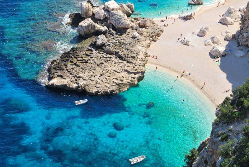 dovolenka Sardínia co vidiet