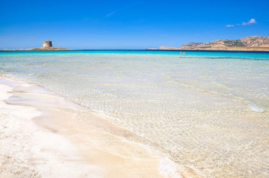 sardínia dovolenka pláže