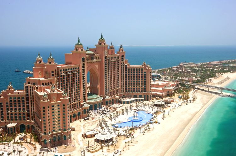 Atlantis The Palm dovolenka v Dubaji