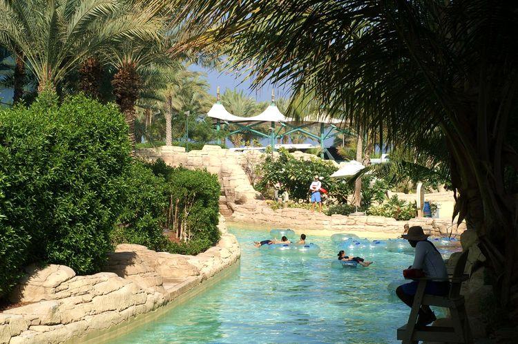 Dubaj aquapark