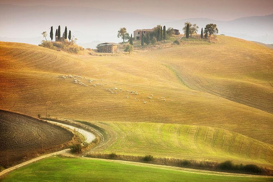 dovolenka v toskánsku