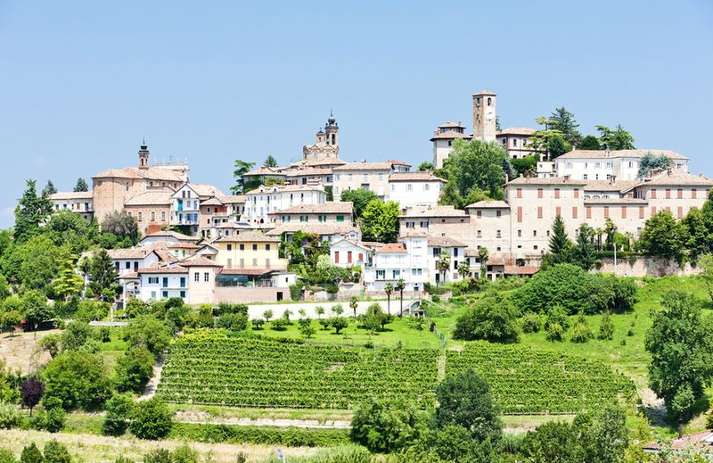 Neive, dovolenka v Taliansku