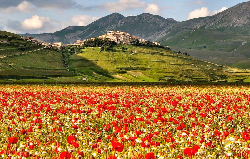 castellucio dovolenka taliansko flickr