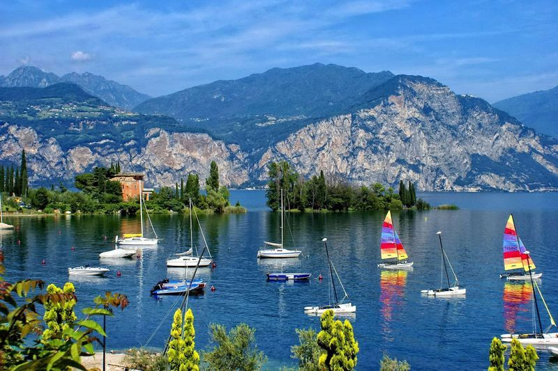 dovolenka v Taliansku Lago di Como