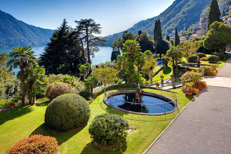 dovolenka v Taliansku, Lago di Como, Lago di Garda
