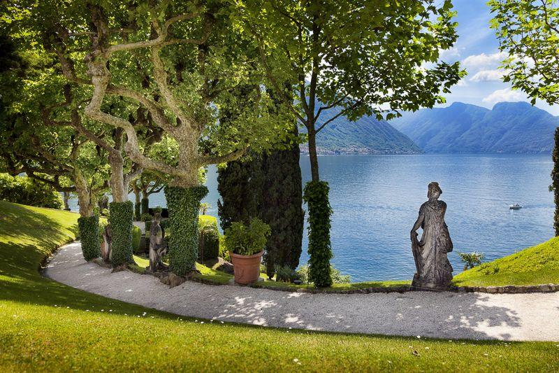 dovolenka v Taliansku, Lago di Como,Villa del Balbianello, čo vidieť na lago di como