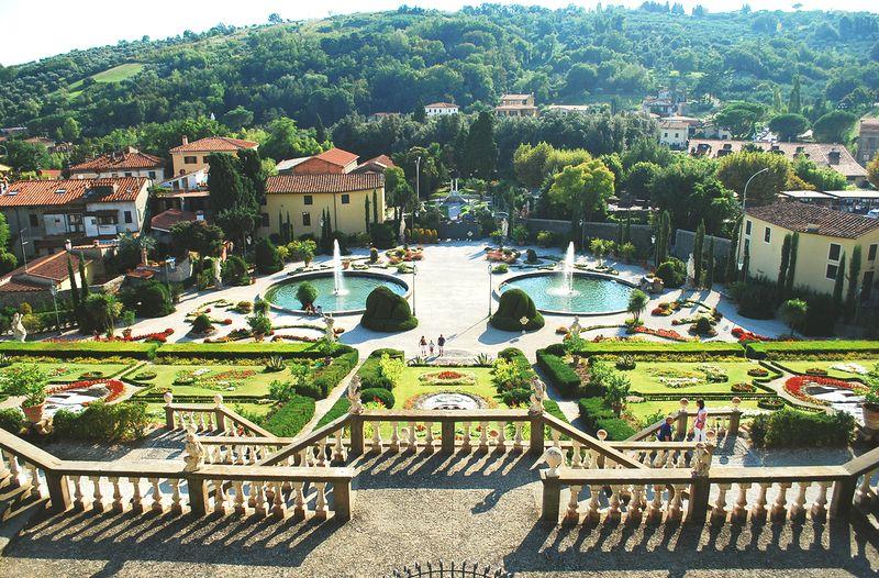 dovolenka v Taliansku, Toskánsko