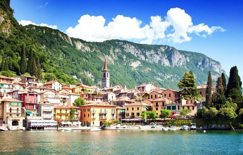 dovolenka v Taliansku, Varenna, Lago di Como
