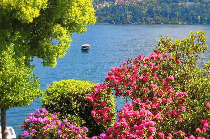 dovolenka v Taliansku, jazero, lago di como1