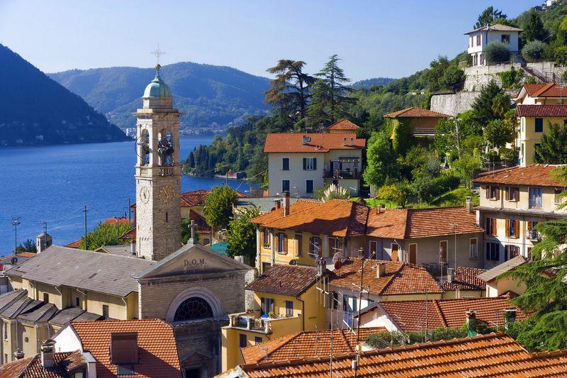 dovolenka v Taliansku, menaggio, lago di como
