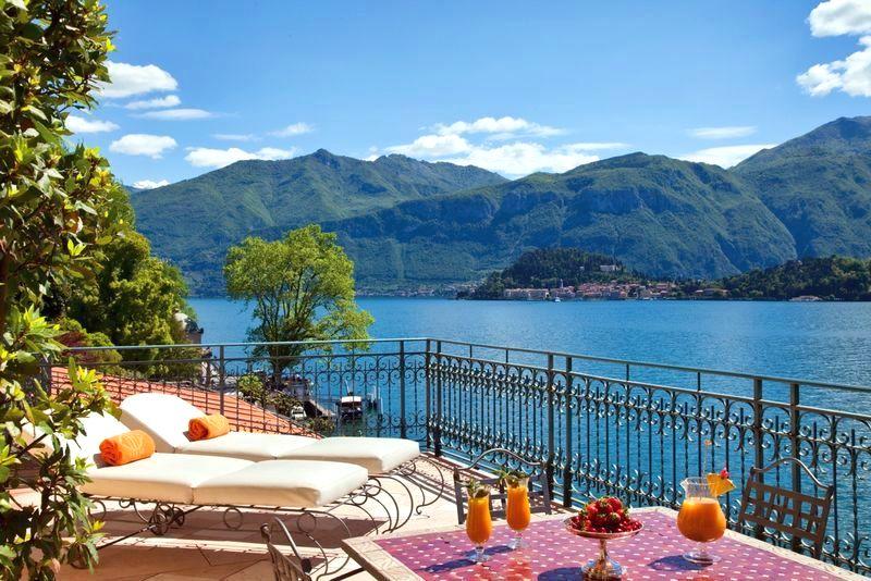 dovolenka v Taliansku, ubytovanie na Lago di Como