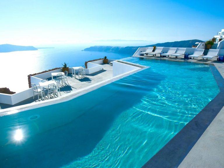 10 najúžasnejších hotelových bazénov sveta!