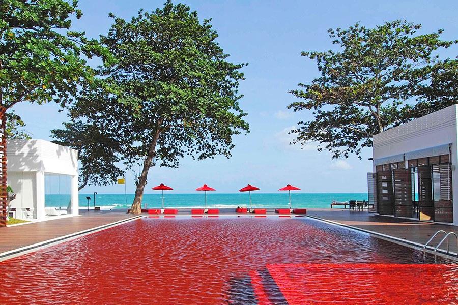 luxusná dovolenka
