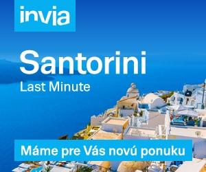 dovolenka Santorini last minute 2016