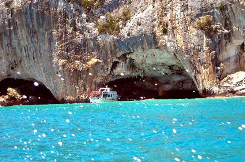 sardínia najkrajšie pláže, pláž Cala Luna, Sardínia