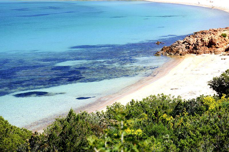 najkrajsie plaze sardinia, Capo Coda Cavallo, Sardínia najkrajšie pláže